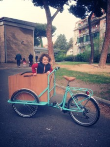 cargo bike bambini