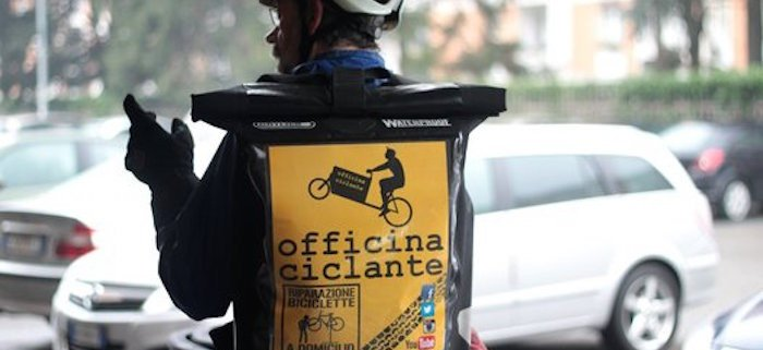 Officina Ciclante cargo bike
