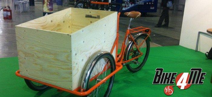 trikego cargo bike bike4me