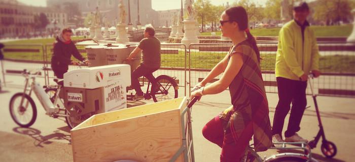 Festa della bicicletta Cargo Bike