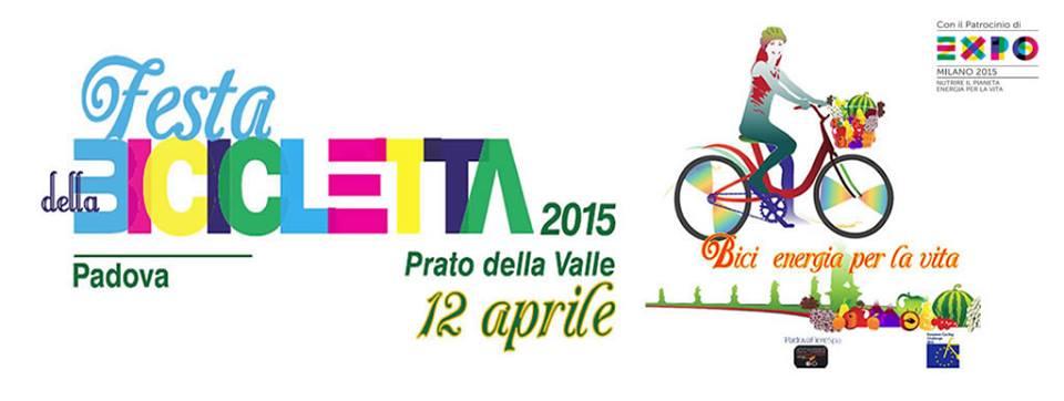 festa della bicicletta Padova