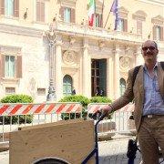 TrikeGo a Montecitorio