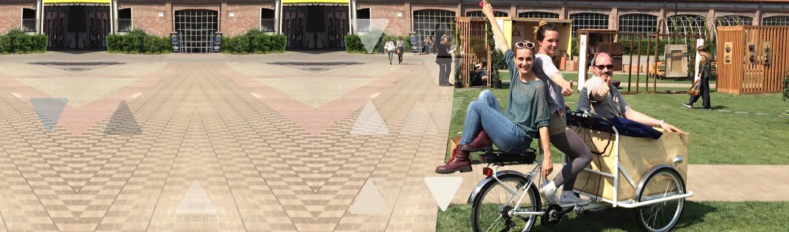 triciclo da lavoro