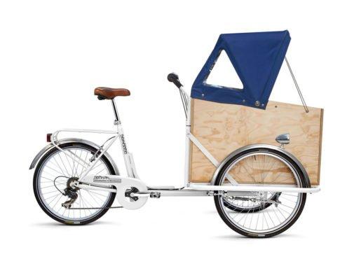 Cargo Bike con Box