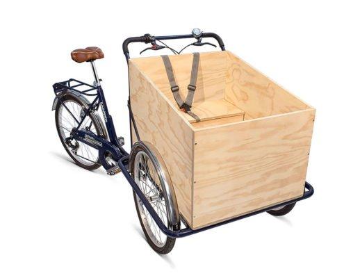 Cargobike Trasporto Persone