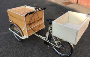Bicicletta per Consegne