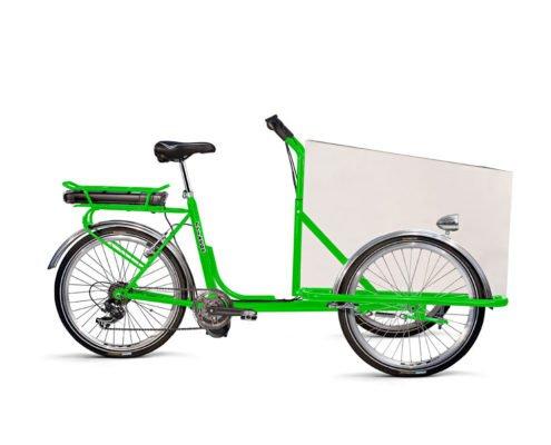 Cargo bike a Pedalata Assistita