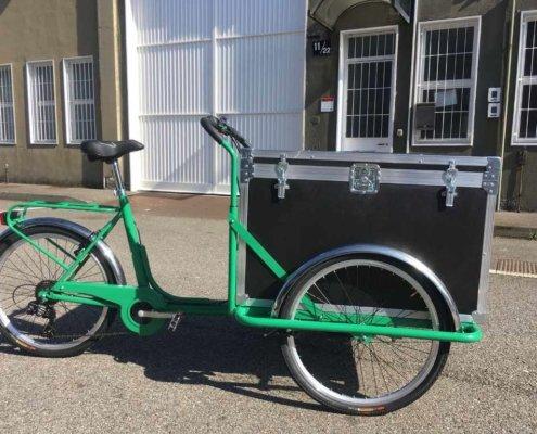 cargo bike per trasporto