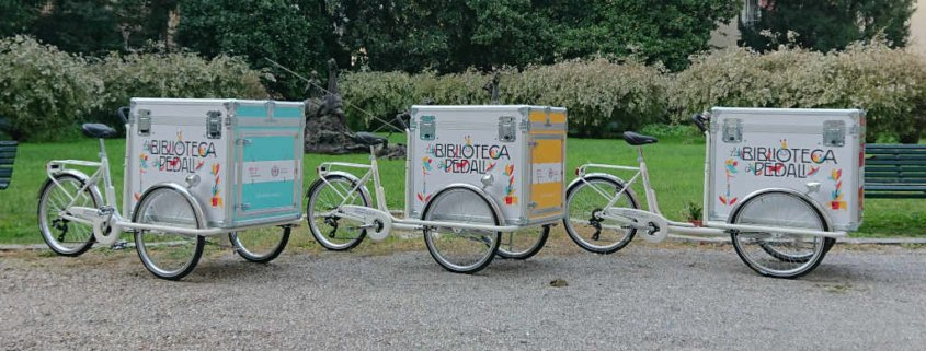 cargo-bike-bilbioteca-sormani