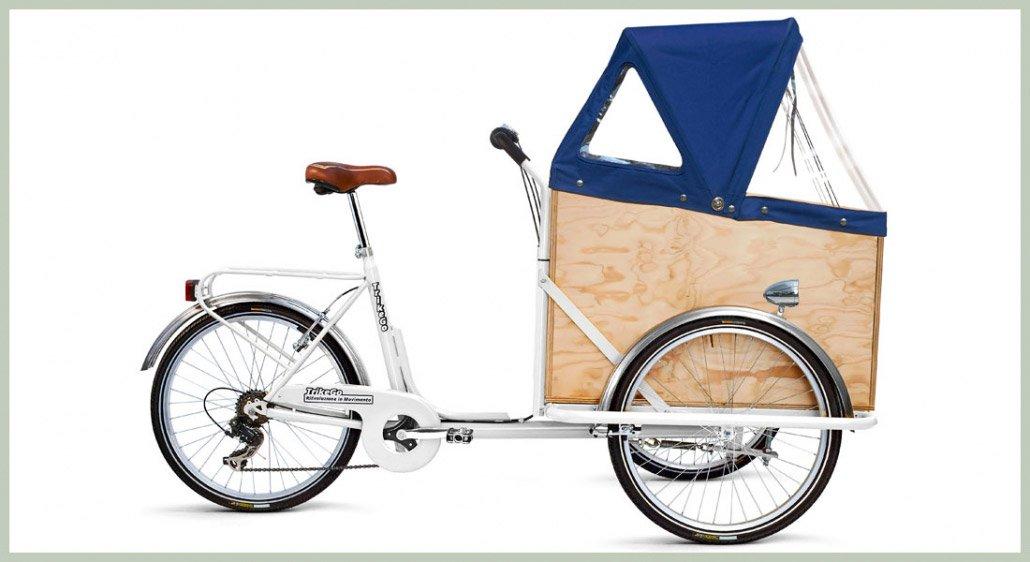 TrikeGo Cargo Bike Completo prezzo 2220 Euro