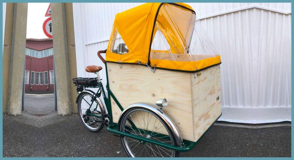 TrikeGo Cargo Bike Completa a Pedalata Assistita prezzo 3320 Euro