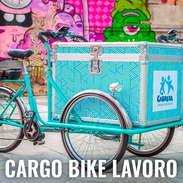 Pagina Faq Cargo Bike per Lavoro