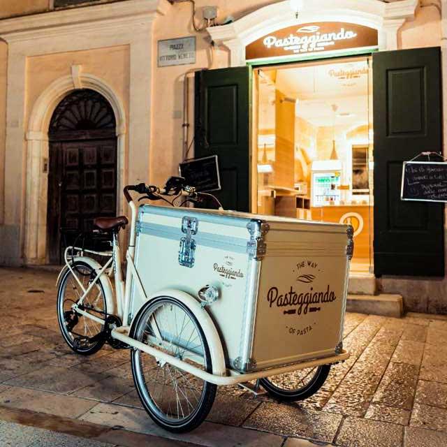 Cargo Bike TrikeGo Per Lavorare PASTEGGIANDO