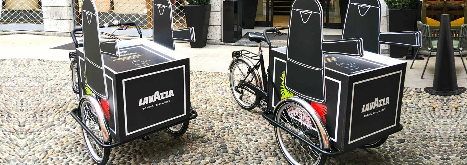 Cargo Bike TrikeGo Lavazza Evento