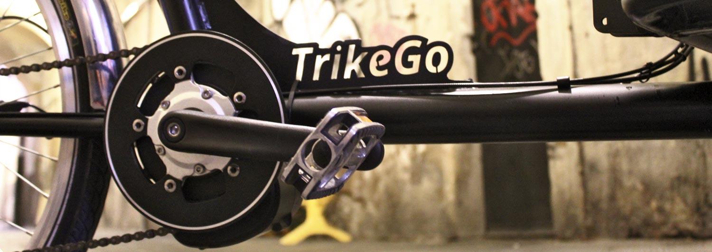 Cargo Bike TrikeGo BLACK TrikeGo