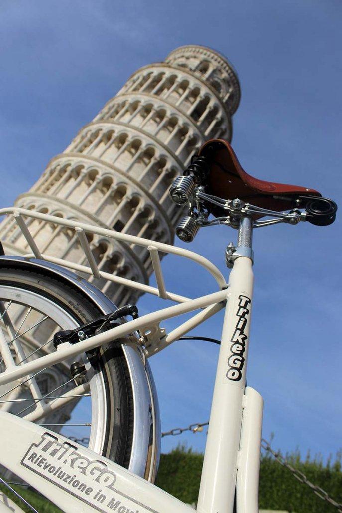 TrikeGo Cargo Bike Pisa