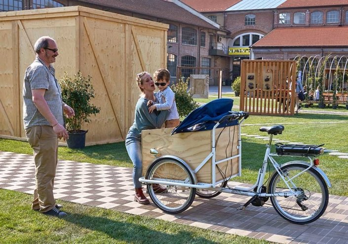 TrikeGo Cargo Bike per tutti