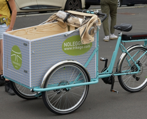 Noleggio Cargo Bike Milano
