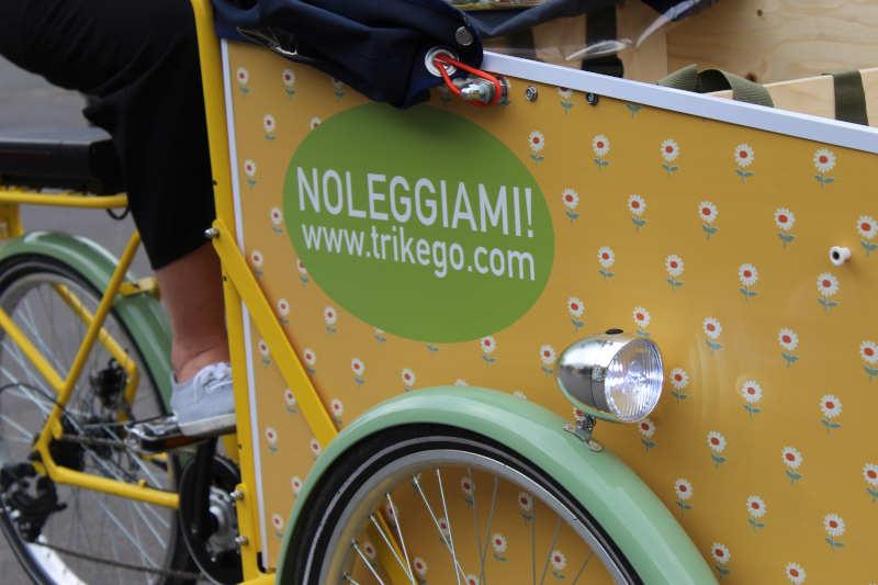 Noleggio Cargo TrikeGo Point