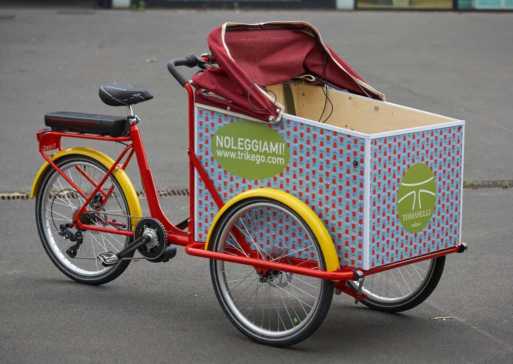TrikegoPoint Noleggio Cargo Bike Milano