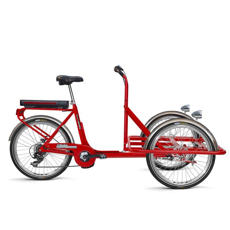 Bici Cargo senza Box