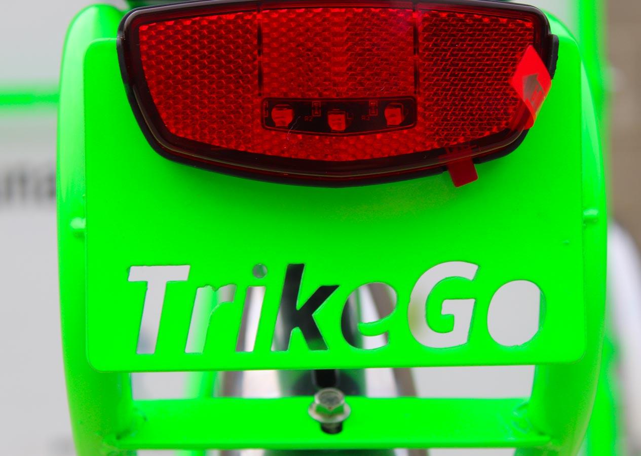 CARGO BIKE TRIKEGO made in Italy
