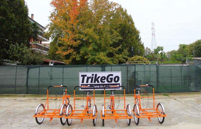 CARGO BIKE TikeGo 2020 2021