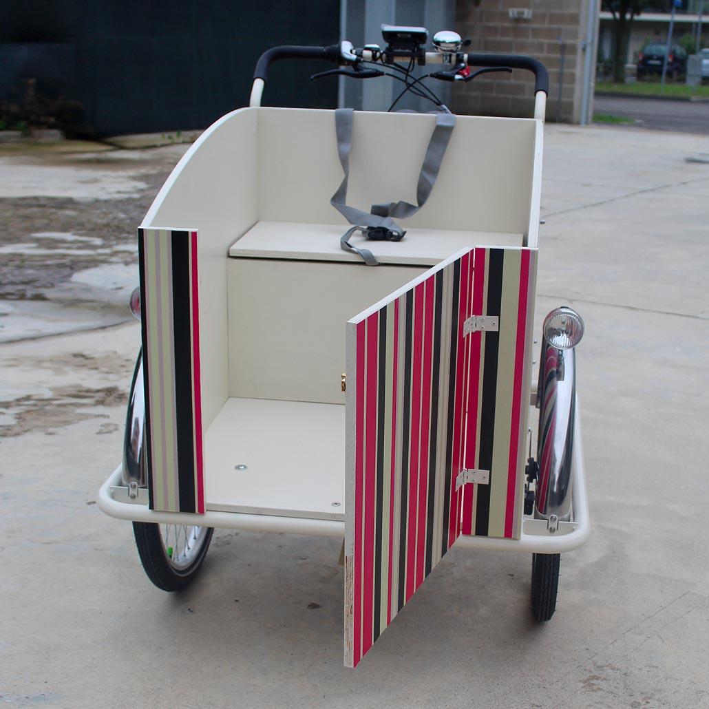 Bici Cargo per il Trasporto Bambini
